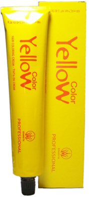Yellow Aloetrix Permanent Hair Color 342 Oz